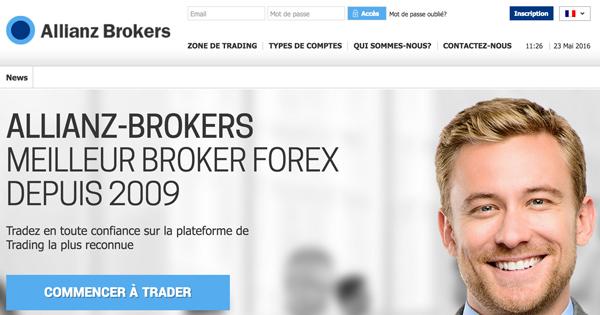 Avis Allianz Brokers est une arnaque